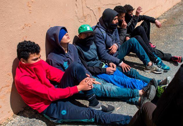 Espagne: 86 mineurs marocains ont franchi clandestinement la frontière de Mellila depuis sa