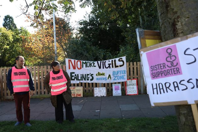 Sajid Javid May Not Have The Guts To Stand Up For Women, But We Will Win The Fight Against Abortion Clinic