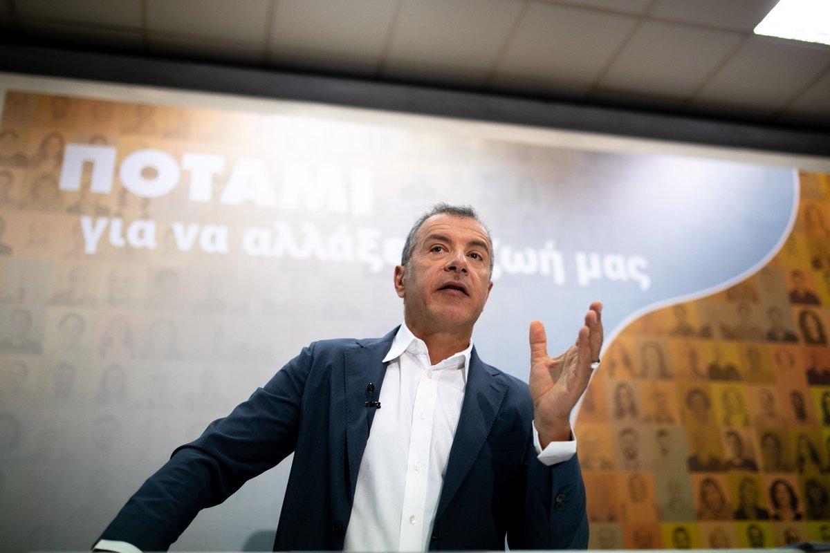 Σταύρος Θεοδωράκης: «Αν ο νικητής των εκλογών στηρίξει τις θέσεις μας, εμείς θα είμαστε