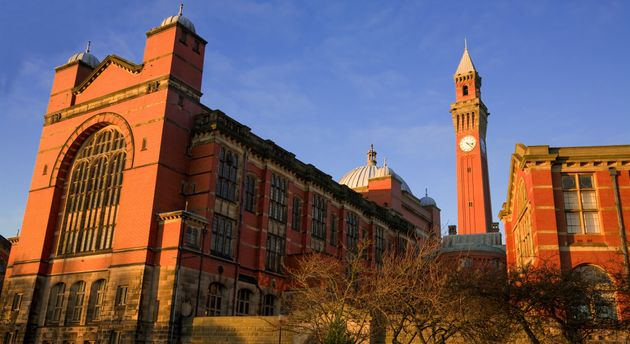 University of Birmingham, where students say adequate mental health services are