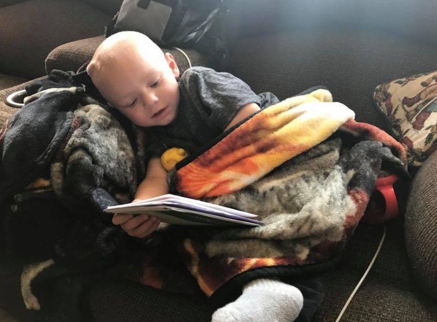 Todkranker 2-Jähriger nennt letzten Wunsch –und die Stadt zögert nicht