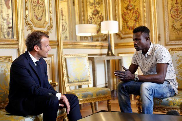 Ο μετανάστης που έγινε ήρωας πήρε γαλλική