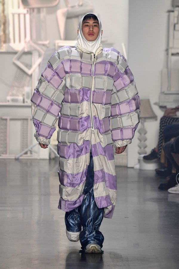 """This coat by designer Yufei Liu (from the Rhode Island School of Design) definitely falls squarely into the <a href=""""https://"""