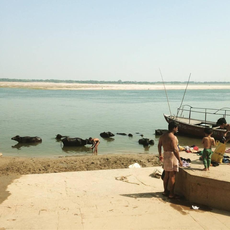 Εορτασμός Σιβαράτρι στο Βαρανάσι της