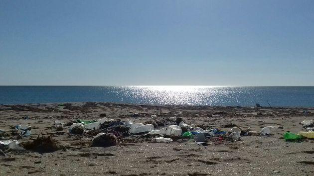 Les plages marocaines comptent en moyenne 35 déchets par mètre