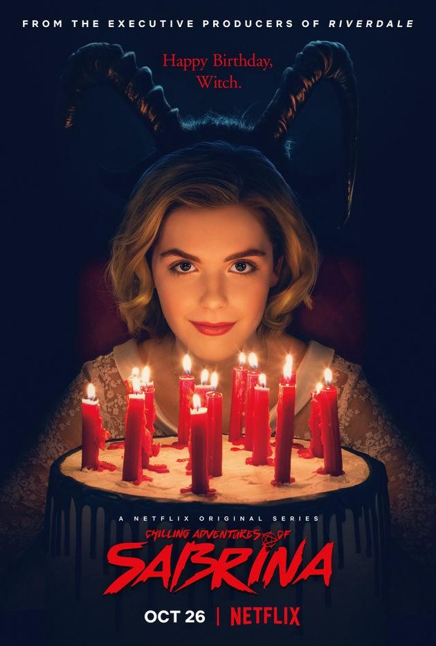 'Chilling Adventures Of Sabrina' is a reimagining of the classic TV and comic