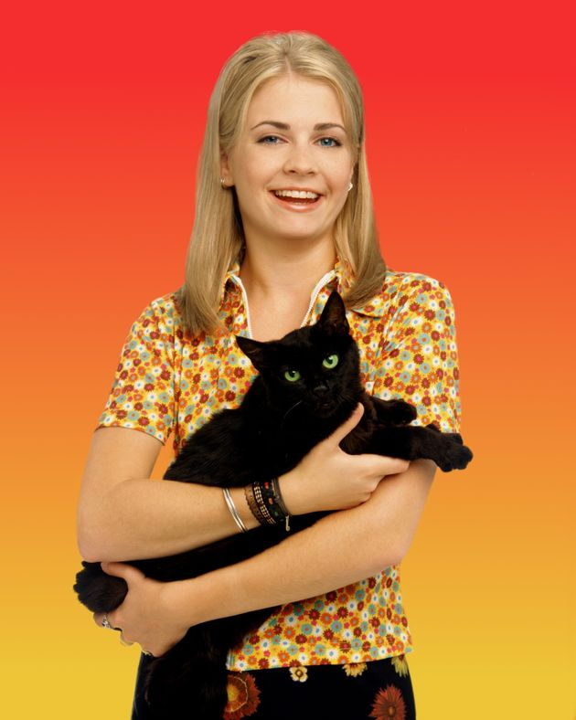 Melissa Joan Hart played Sabrina in the 90s