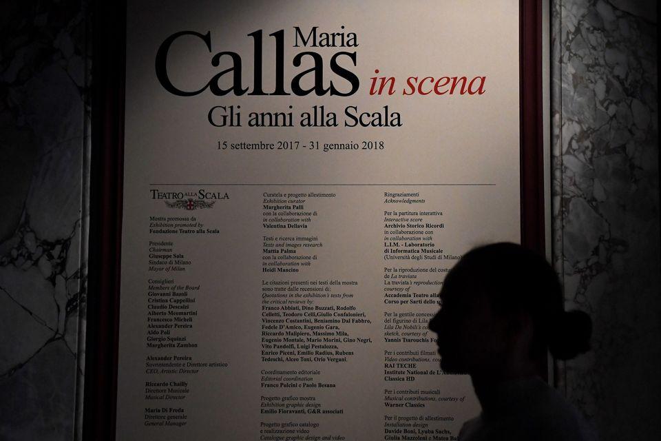 Μαρία Κάλλας, La