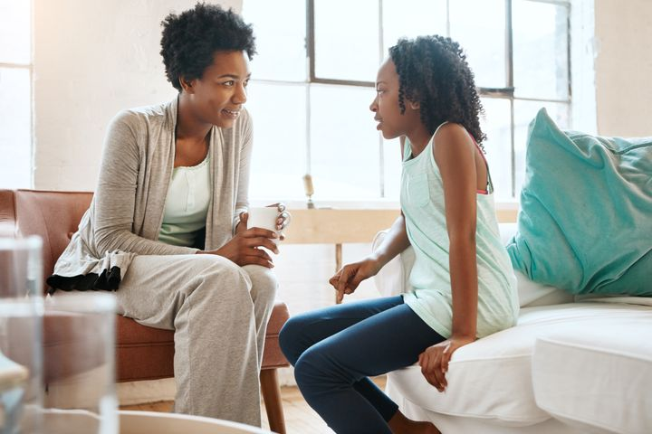 Start Conversations Early About Drugs >> How To Talk To Your Kids About Addiction Huffpost Life