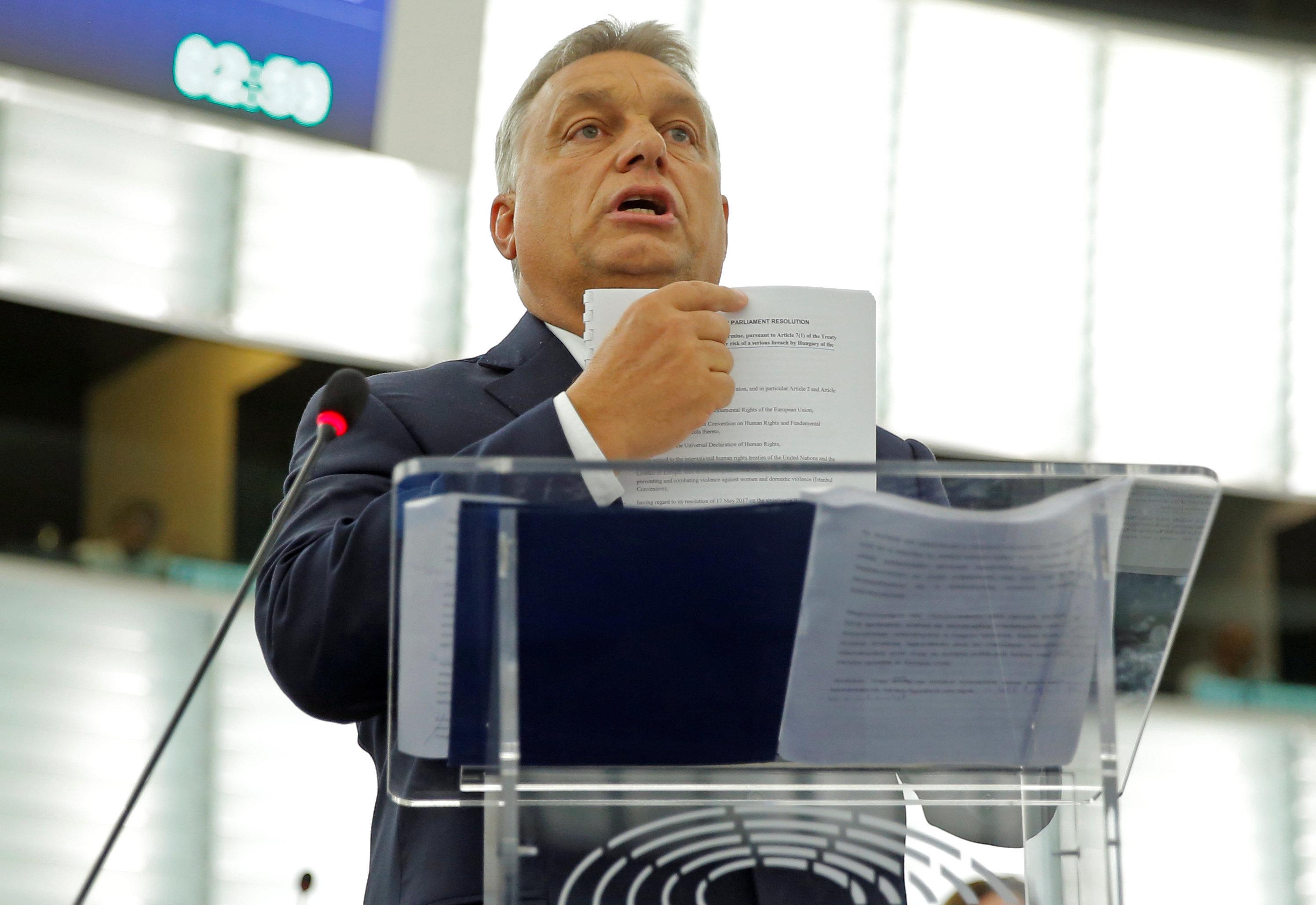 Η αντεπίθεση της Ουγγαρίας: Ετοιμάζει προσφυγή στο Ευρωπαϊκό