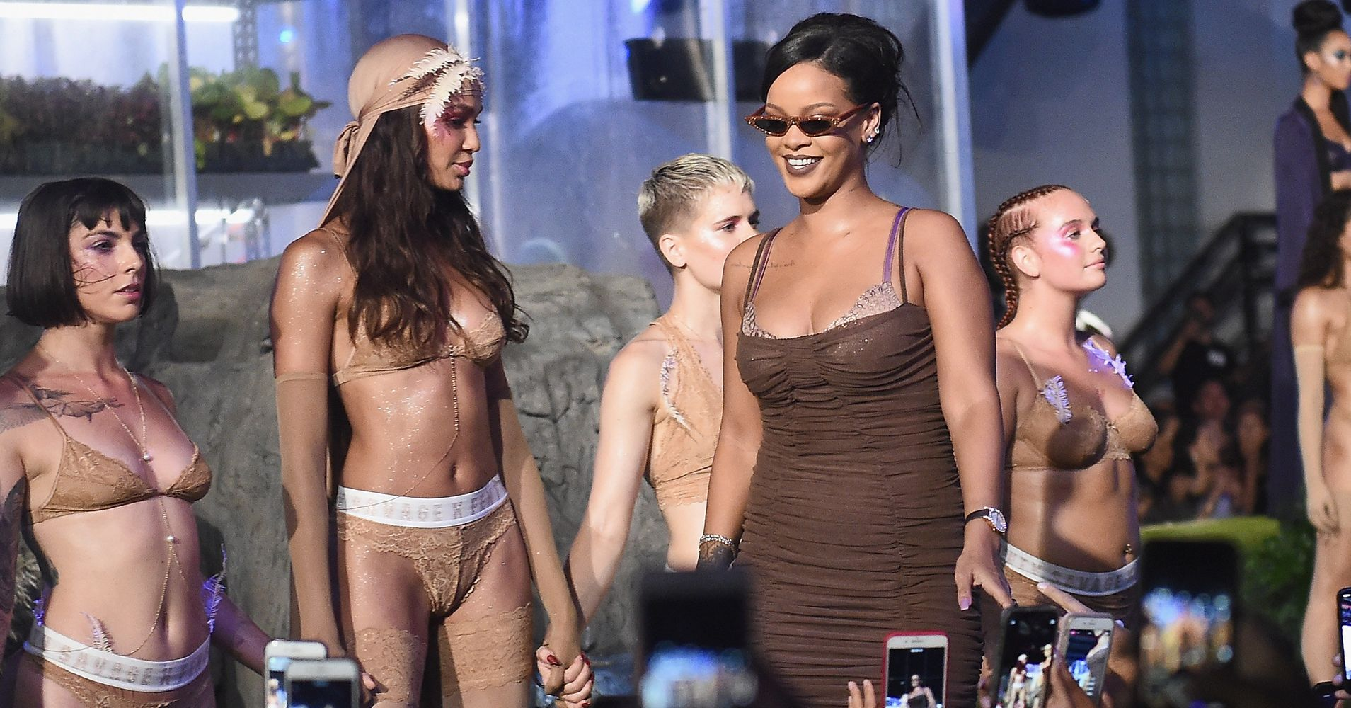 Rihanna: 'Women Are Running The World Right Now And It's Too Bad For Men'