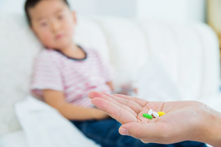 With younger kids, the conversation can start around vitamins and the medicine cabinet.