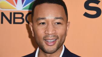 John Legend arrives for the 'Jesus Christ Superstar Live In Concert' FYC event, May 21, 2018 at The Egyptian Theatre in Hollywood, California. (Photo by Robyn Beck / AFP)        (Photo credit should read ROBYN BECK/AFP/Getty Images)