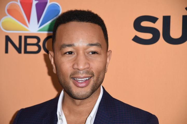 John Legend arrives for the 'Jesus Christ Superstar Live In Concert' FYC event.