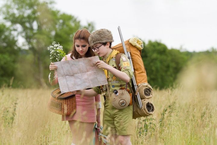 """Moonrise Kingdom"" comes to Hulu."