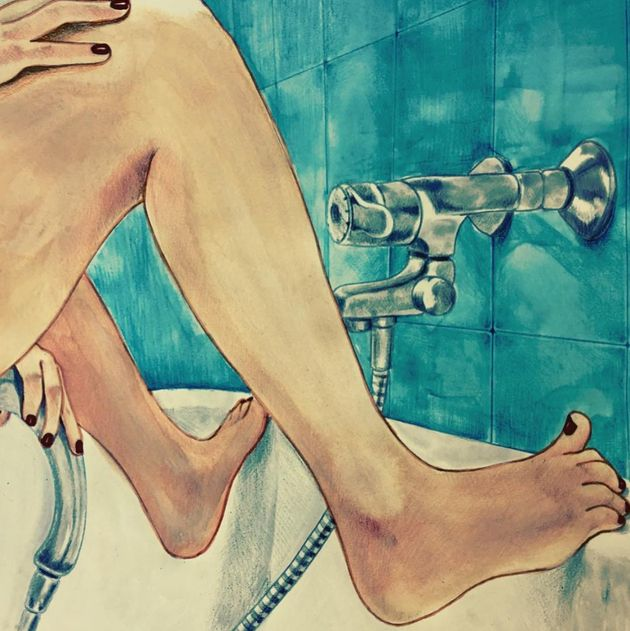 Artist's NSFW Drawings Beautifully Capture The Erotic Side Of
