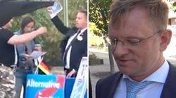 AfD wittert Verschwörung: Wurde die Partei mit diesem Video in Nazi-Ecke gerückt?