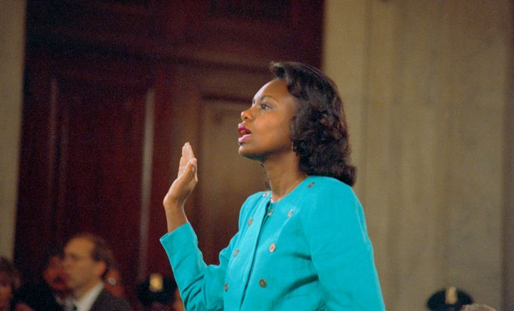 In 1991, Anita Hill electrified women across the country with her testimony about sexual harassment.