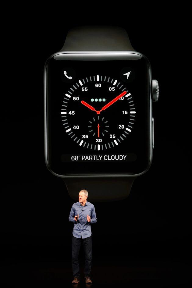 Γιατί το νέο ρολόι της Apple απειλεί ολόκληρη την ελβετική