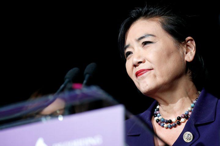 Rep. Judy Chu.