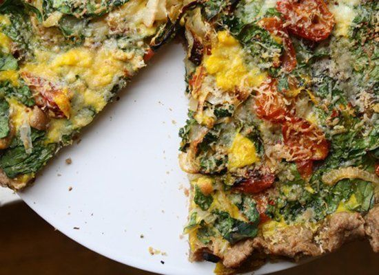 """<strong>Get the <a href=""""http://www.thehealthyeverythingtarian.com/no-no-no-no-no/"""" target=""""_hplink"""">Roasted Vegetable Tart r"""