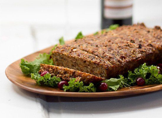 """<strong>Get the <a href=""""http://www.acouplecooks.com/2010/12/vegetarian-nut-loaf/"""" target=""""_hplink"""">Nut Loaf recipe</a> by A"""