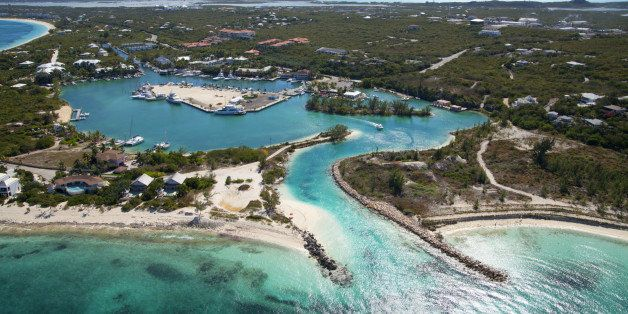 Turtle Cove Turks and Caicos