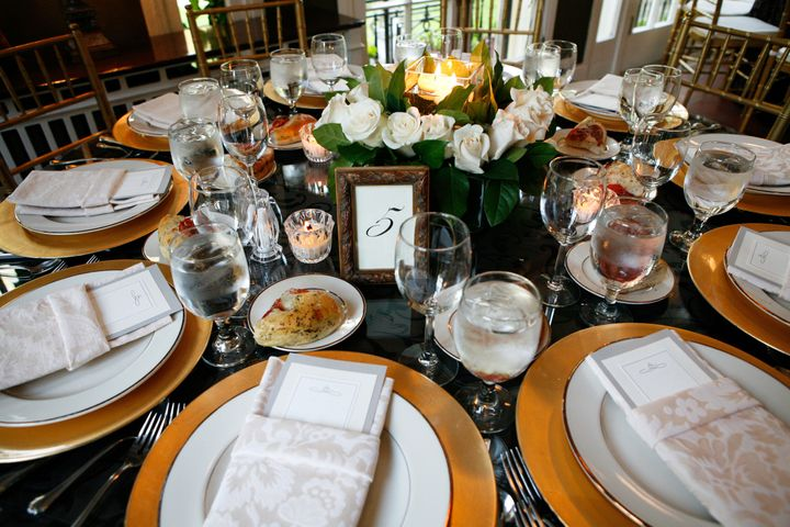 Table Number Trouble HuffPost - Restaurant table numbering system