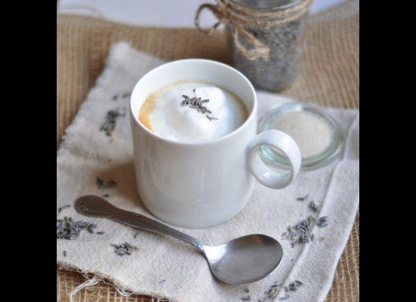 """<strong>Get the <a href=""""http://www.turntablekitchen.com/2012/04/lavender-latte-wake-me-up/"""" target=""""_hplink"""">Lavender Latte"""