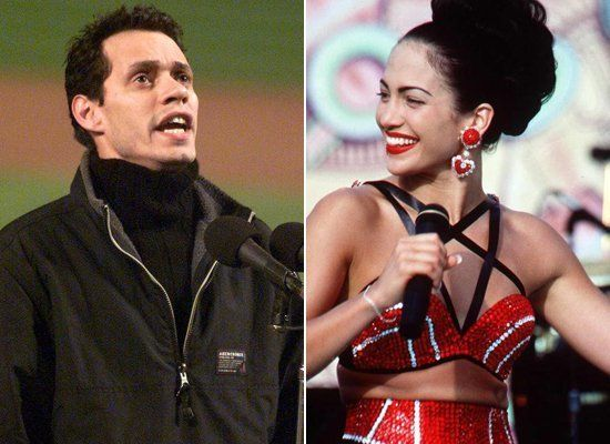 Jennifer Lopez and Marc Anthony dated briefly in the late 1990s before his first marriage to former Miss Universe Dayanara To