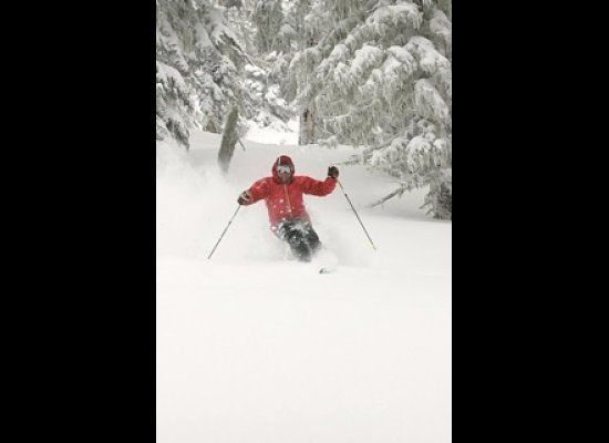 """<a href=""""http://www.timberlinelodge.com/"""" target=""""_hplink"""">Timberline Lodge</a> up on Oregon's Mt. Hood tops the list as a re"""