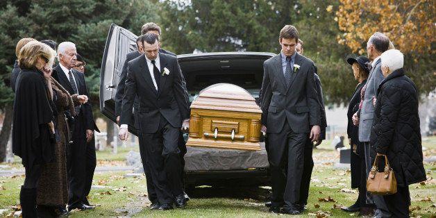 Provo, Utah, USA, funeral