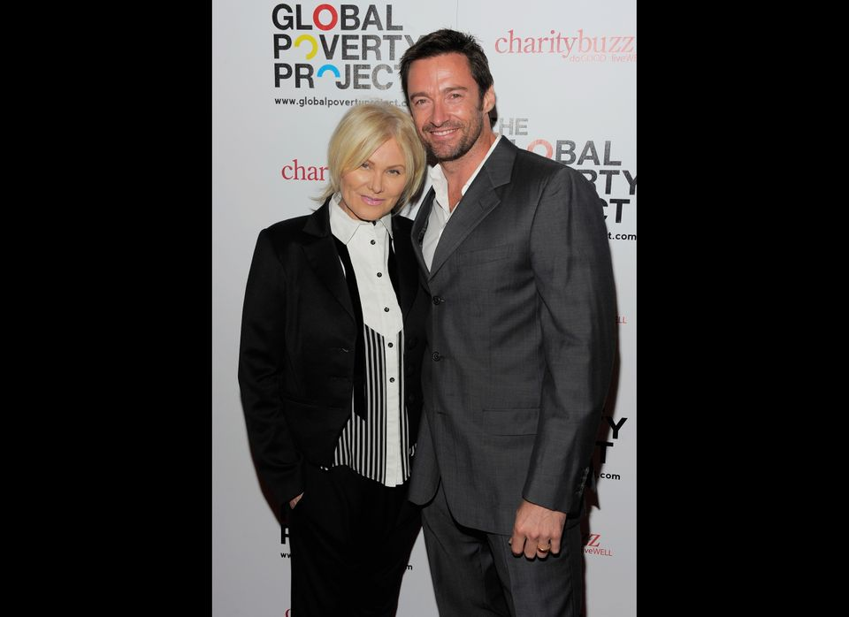 "Hugh Jackman, 43, married Deborra-Lee Furness, 56, in 1996. The <a href=""http://womansday.ninemsn.com.au/celebrityheadlines/8"