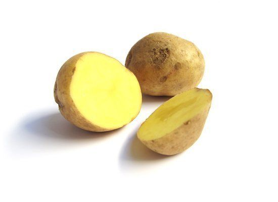Inca Gold potatoes have golden skin, yellow flesh and a round dumpling shape. Their earthy and nutty flavor and creamy, smoot