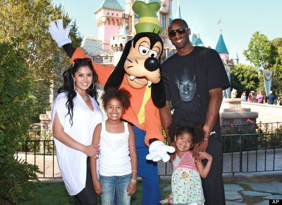 Kobe Bryant Marriage Over: What Will Happen To The Kids ...