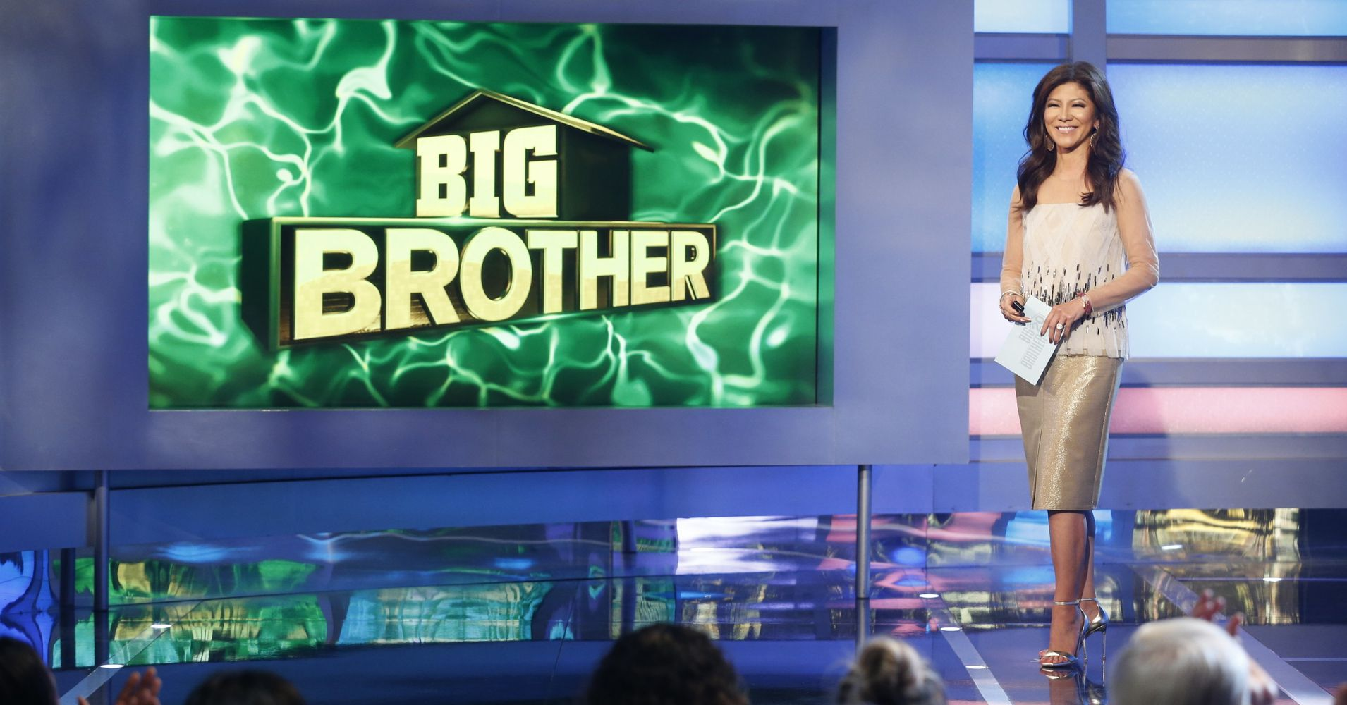 Julie Chen Signs Off 'Big Brother' With A Subtle Nod To Husband Les Moonves