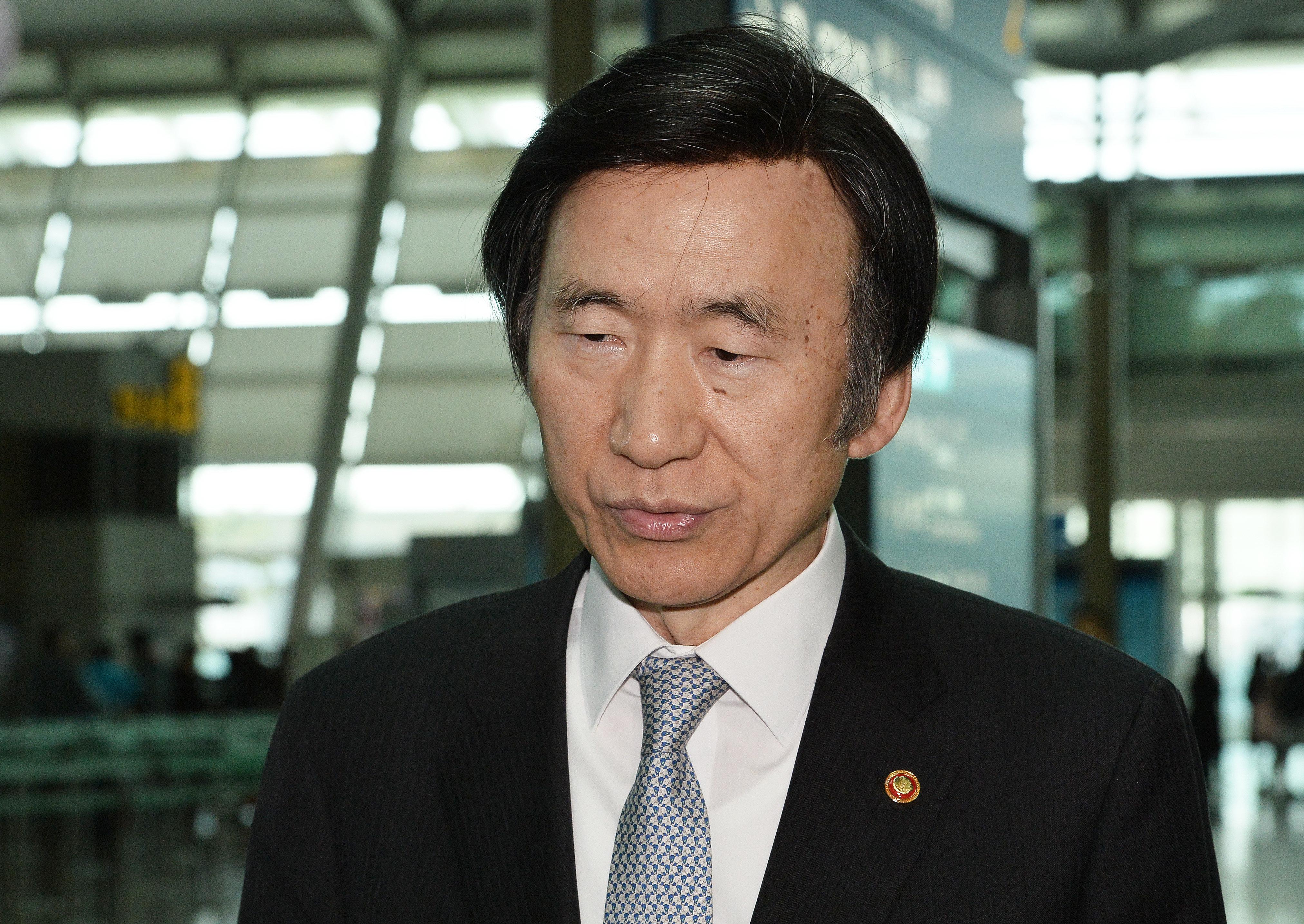 김앤장이 꾸린 '강제징용재판TF' 멤버였던 자가 외교부 장관이