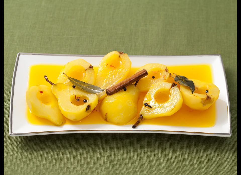 deliciously light fruit desserts photos huffpost life