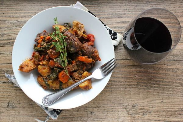 """<strong>Get the <a href=""""http://food52.com/recipes/25796-saucy-slow-braised-stew"""" target=""""_blank"""">Saucy Slow Braised Stew rec"""