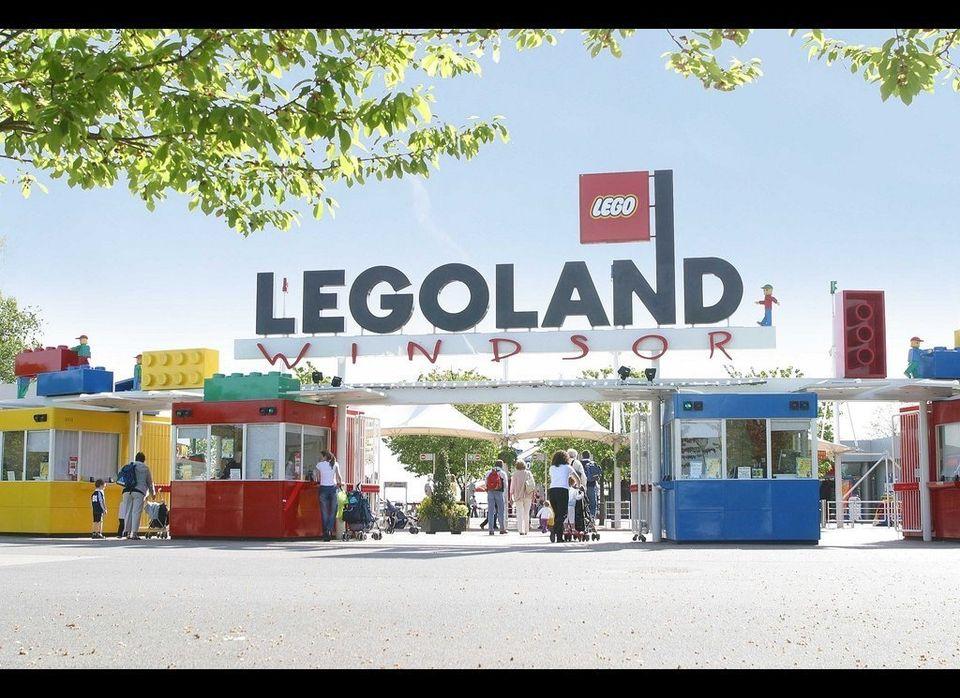 Legoland Windsor/The LEGO Group
