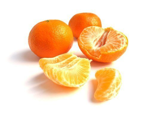 """A variety of mandarin orange that was named in 1902. You may also know them as <a href=""""http://cutieskids.com/"""" target=""""_blan"""
