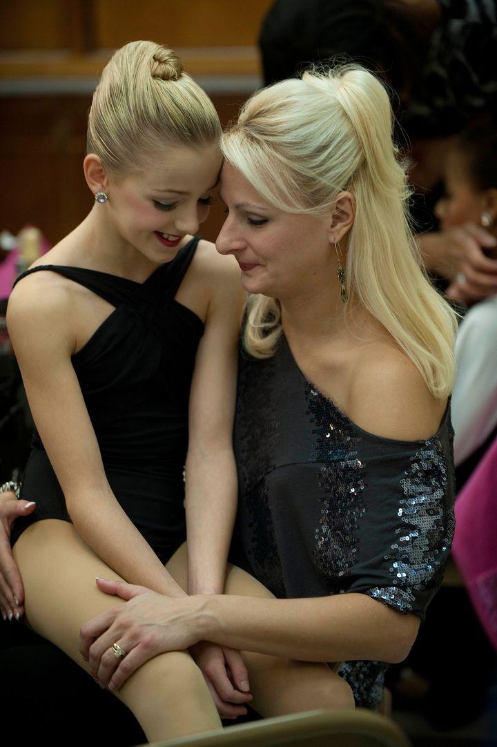 A Look Back On Season One Dance Mom Christi Huffpost Life