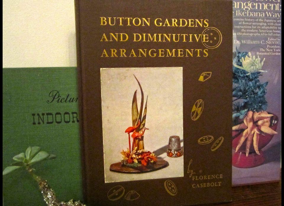 Florence Casebolt's <em>Button Gardens and Diminutive Arrangements</em>