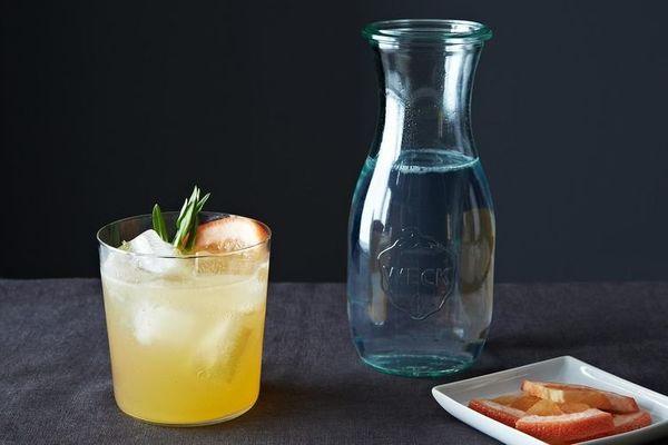 """<strong>Get the <a href=""""http://food52.com/recipes/22794-grapefruit-tarragon-gin-and-tonic"""" target=""""_blank"""">Grapefruit Tarrag"""