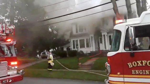 HΠΑ: Ένας νεκρός και 12 τραυματίες σε εκρήξεις και πυρκαγιές λόγω διαρροής στο δίκτυο αερίου στη