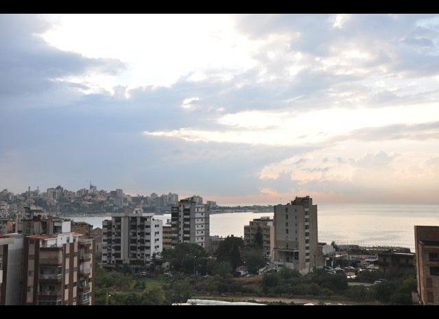 View of Beirut Skyline
