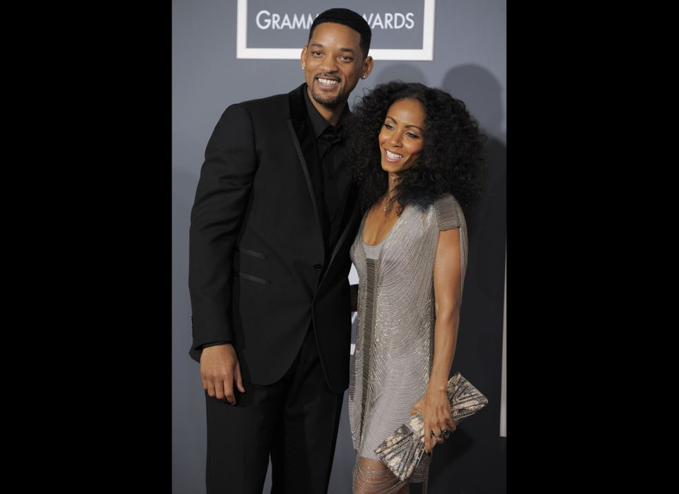 """Will Smith and Jada Pinkett <a href=""""http://www.people.com/people/will_smith/biography"""" target=""""_hplink"""">first met</a> in 199"""