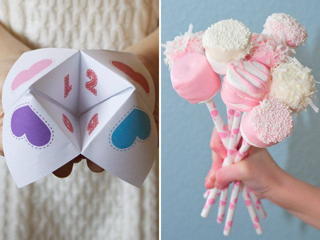 Valentines craft ideas 5 adorable and simple diy projects from look 5 do it yourself valentines day projects solutioingenieria Image collections
