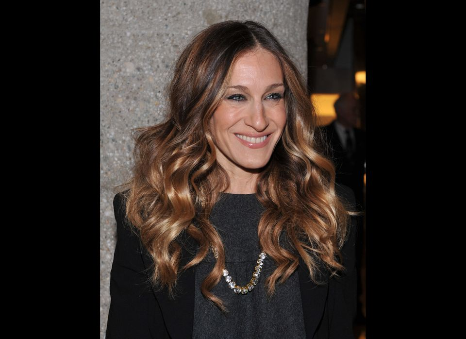 Older Women Longer Hair Demi Moore Sjp And 19 Others Go To Great