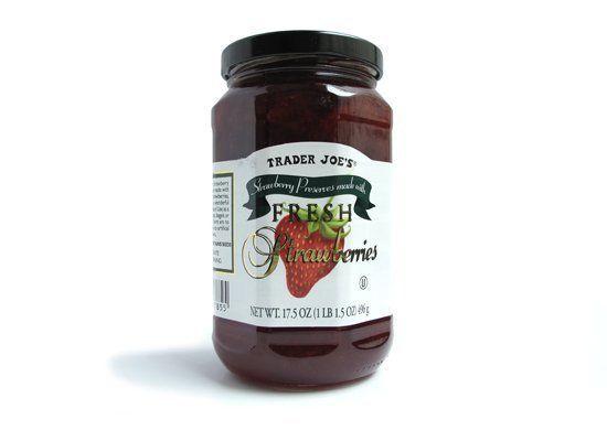 Trader joe's peach bellini jam review